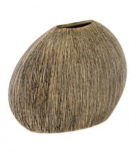 """Vase """"Natural Trend"""" aus Keramik, 24cm hoch"""