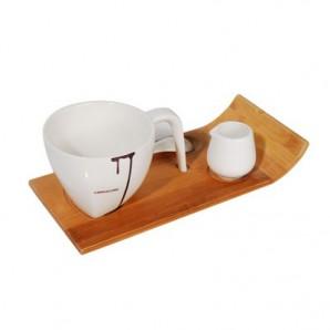 Set Kaffee Tasse