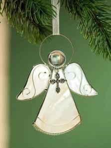 Engel mit Ornament