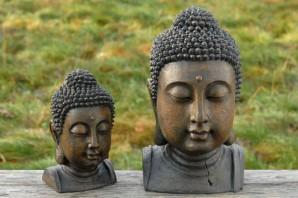 Buddha-Kopf, 26cm hoch