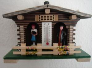 Wetterhaus Holz