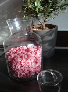 """Vorratsglas """"Delicious"""", 24 cm hoch, mit Deckel"""