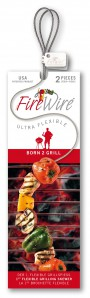 FireWire flexibler Grillspieß 2er-Set