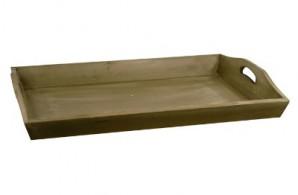 tablett mit henkel holz dunkel 0001073. Black Bedroom Furniture Sets. Home Design Ideas