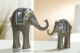 Figur Elefant Ghana 14x14cm