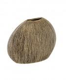 """Vase """"Natural Trend"""" aus Keramik, 18cm hoch"""