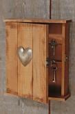 """Schlüsselkasten """"Herz"""", 26cm hoch"""