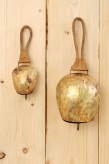 Kuhglocke 41cm, aus Eisen