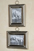 "Bilderrahmen ""Navid"", Alu silber, B 24 x H 19 + T 2,5 cm"