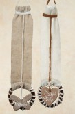 "Hänger ""Shelly"", sortiert, 78 cm lang, je"